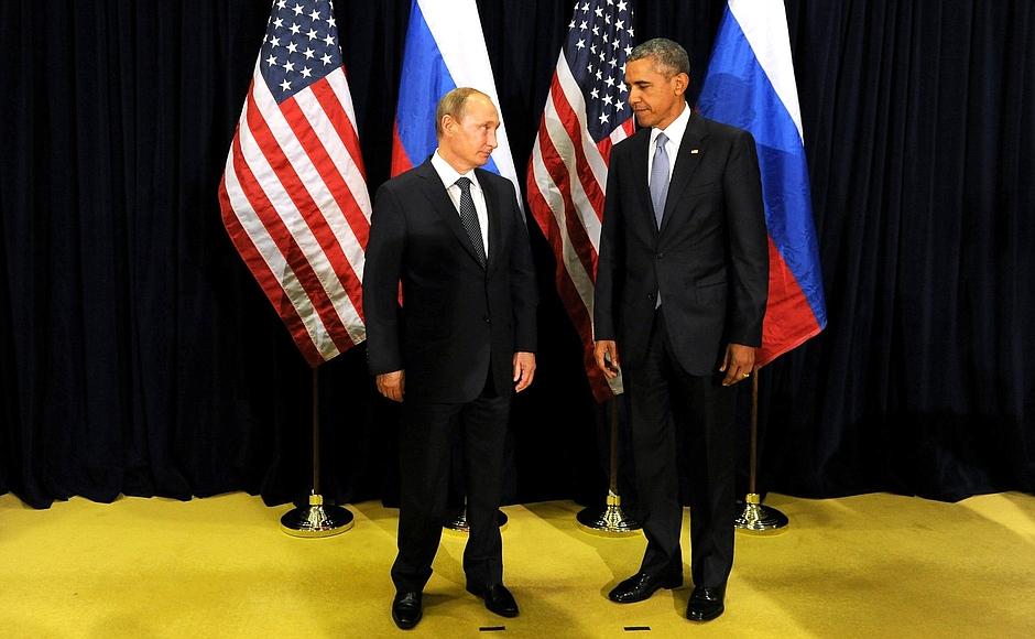 Obama sanziona 5 funzionari russi