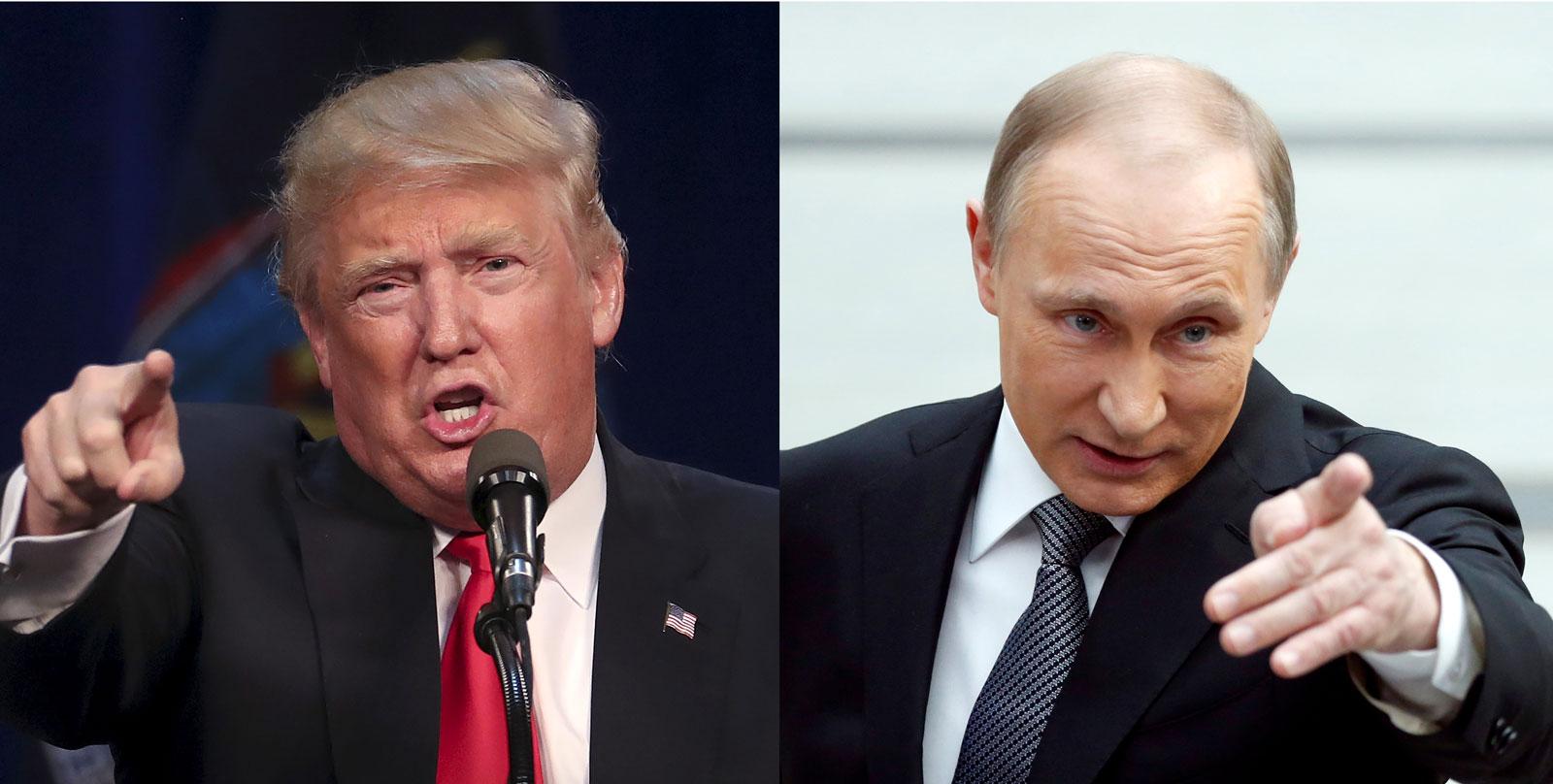 """CIA: """"Trump ricattabile dal cremlino"""""""