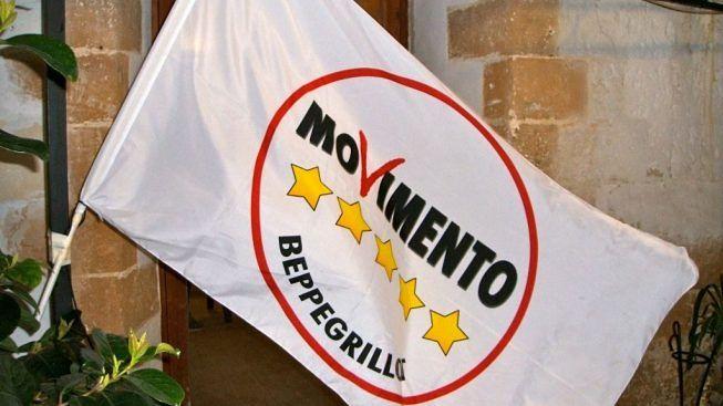 Foto di bandiera Movimento 5 Stelle