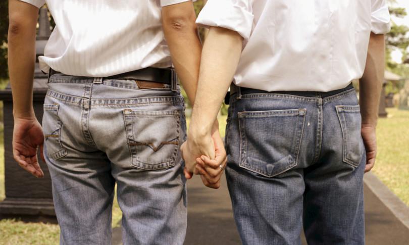 Foto coppia gay