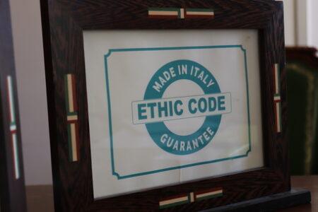 Foto di logo di Codice Etico per il Made In Italy