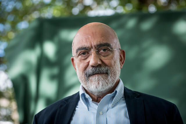 Foto del giornalista Ahmet Altan