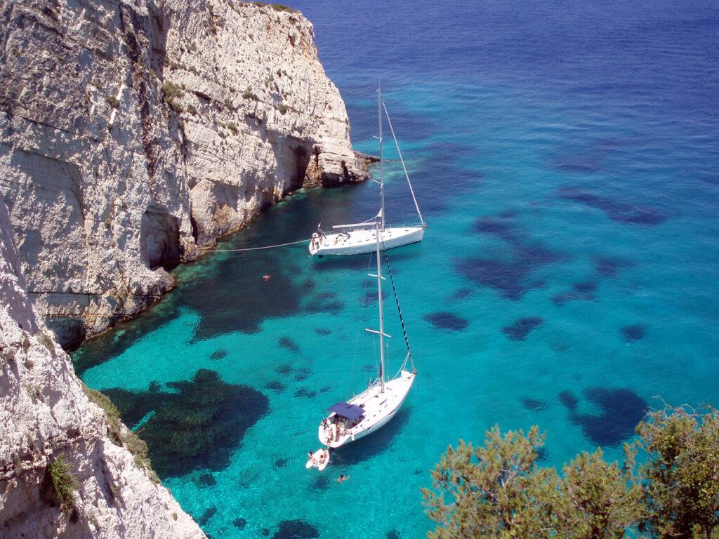 Foto di barche a vela