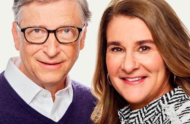 bill gates divorzia dalla moglie