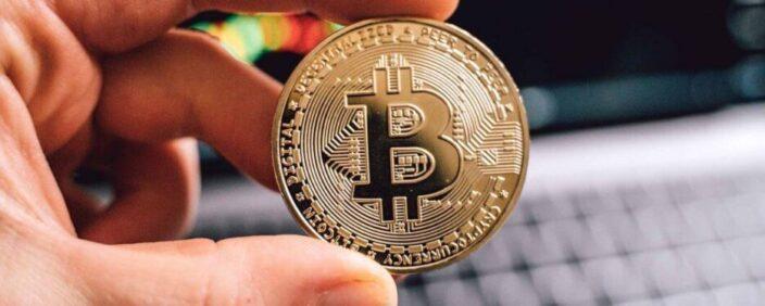 Foto di bitcoin
