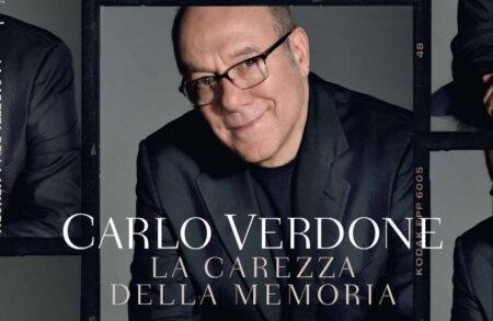 """Carlo Verdone e il libro """"la carezza della memoria"""""""