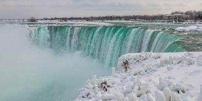 Foto delle Cascate del Niagara