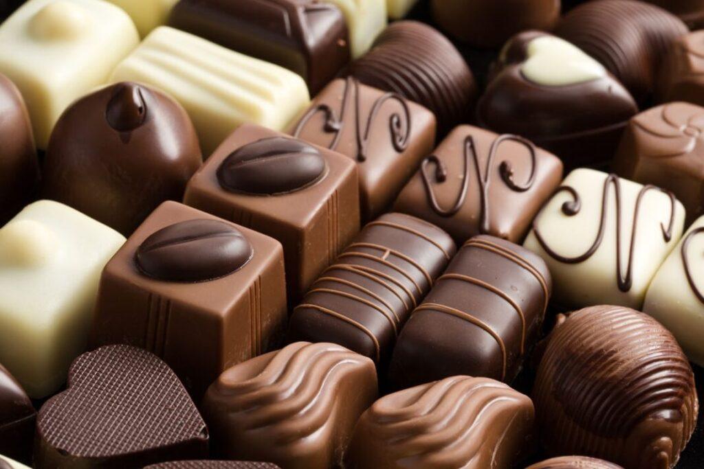 Foto di cioccolato
