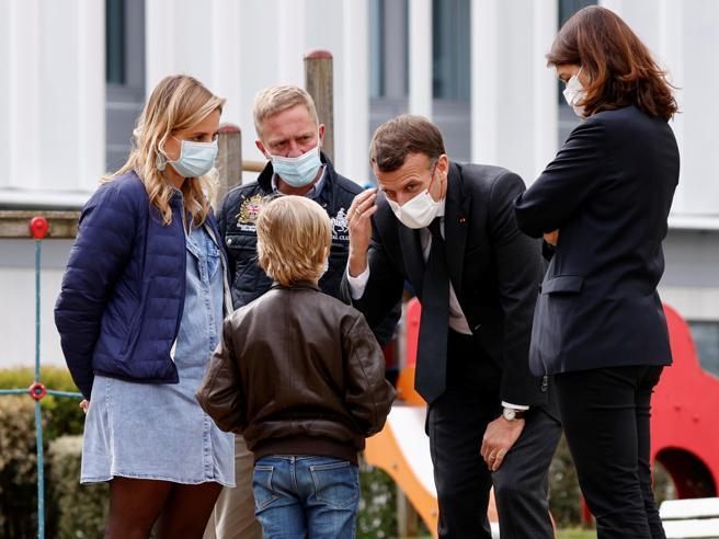 Emmanuel Macron immagine
