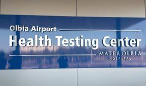 Foto del Health Testing Center ad Olbia