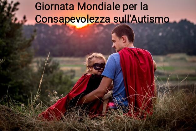 Foto della Giornata Mondiale per la Consapevolezza sull'Autismo