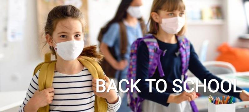 Foto riguardo il ritorno a scuola