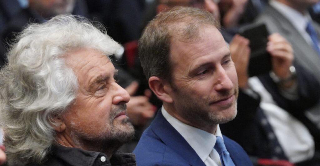 Foto di Grillo e Casaleggio