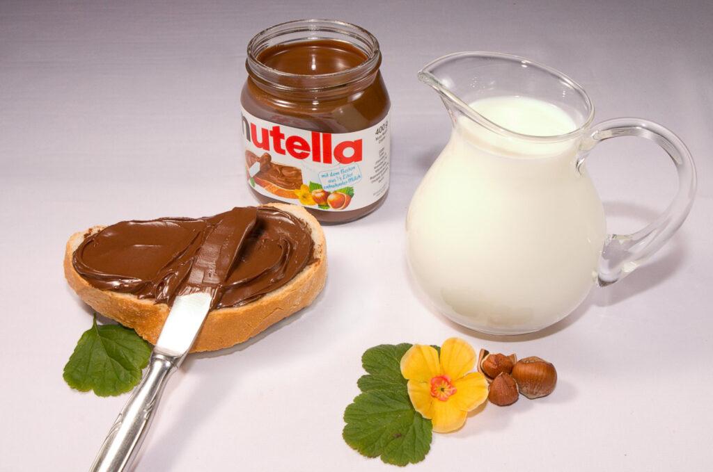Foto di una colazione all'insegna del piacere, per iniziare al meglio la giornata