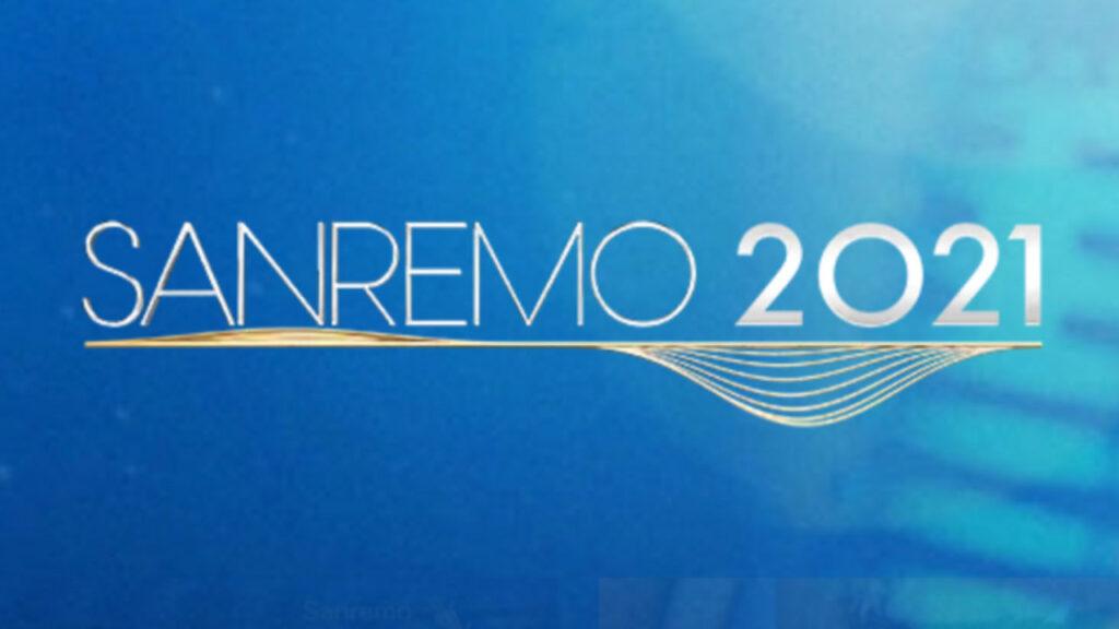 Foto di logo Sanremo 2021