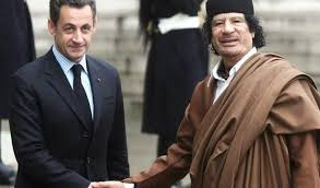 Sarkozy condannato a tre anni