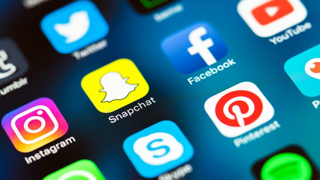 L'incremento degli utenti sui social media nell'anno 2020