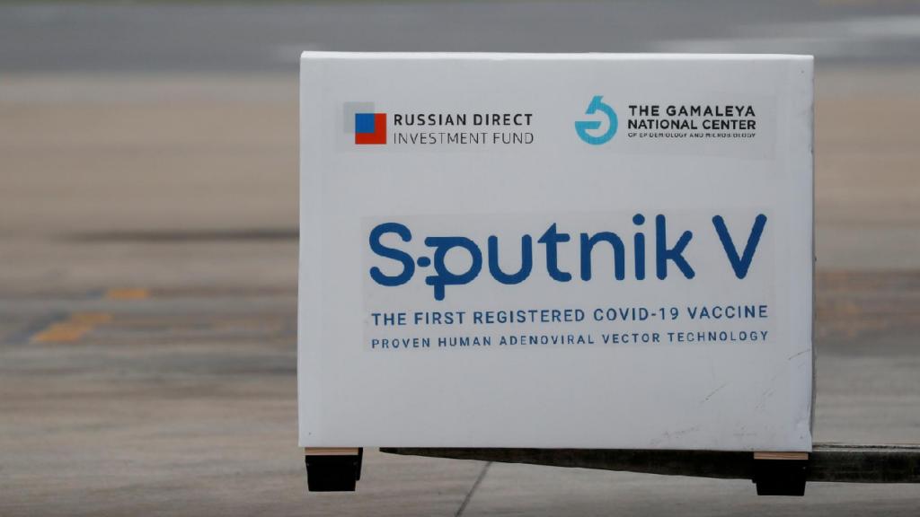 Le dosi del vaccino russo Sputnik V
