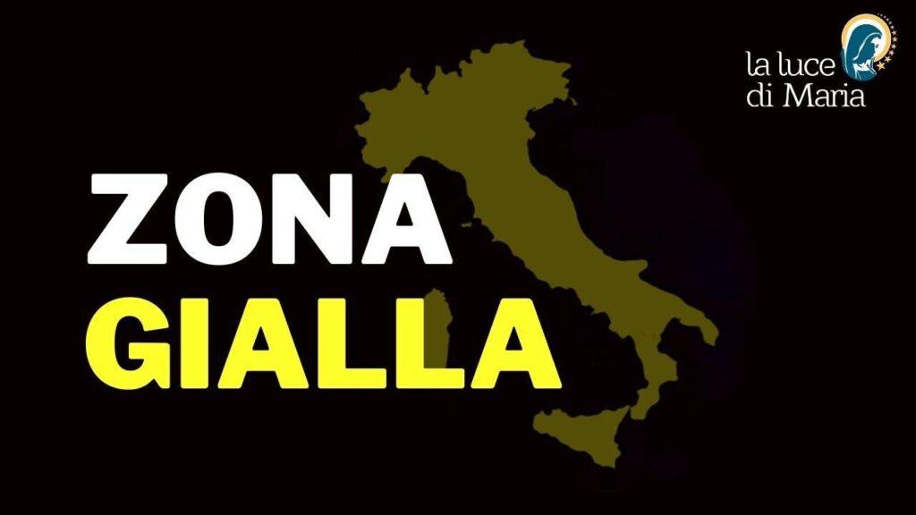 Dal 26 aprile la Toscana è tornata in zona gialla
