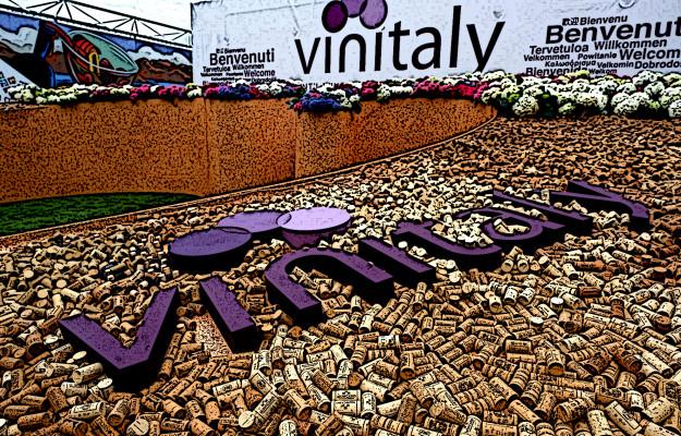 Foto della fiera di Vinitaly