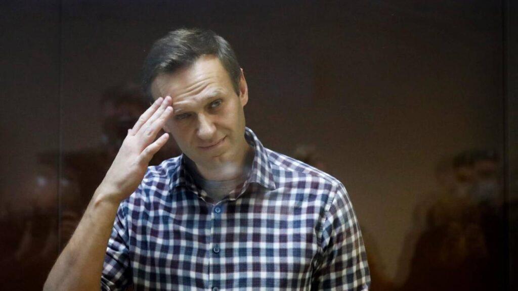 oppositore Putin Alexei Navalny