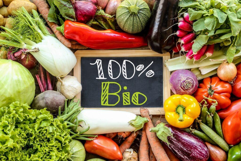 Incremento della consumazione di alimenti Bio italiani in Italia e all'estero