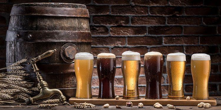 Foto di birre artigianali