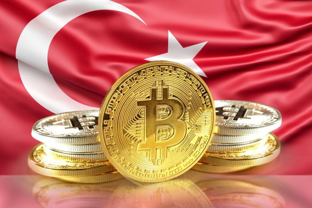 Foto dei bitcoin frode in Turchia