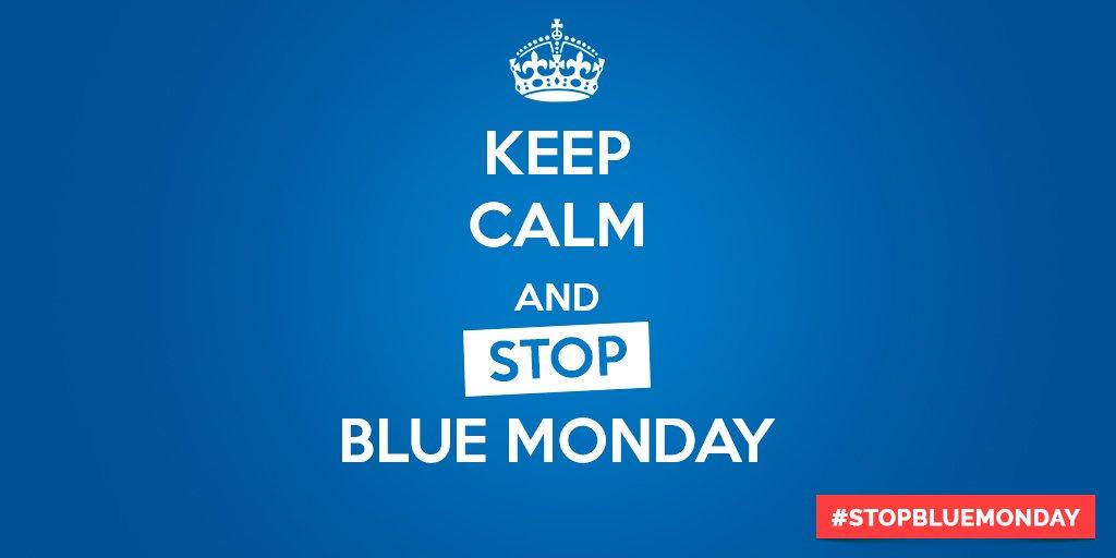 foto stop blue monday