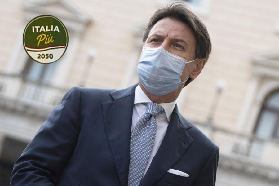 Conte organizzazione Italia Più 2050