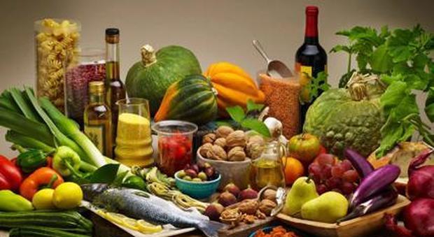 Foto di dieta mediterranea