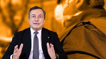 Premier Draghi