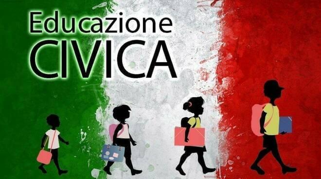 Educazione civica con i colori italiani