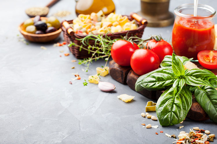 frutta e verdura dieta mediterranea