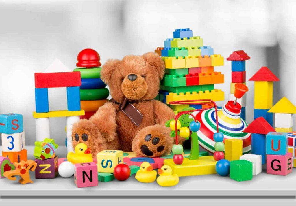 giocattoli nocivi, pericolo subdolo per bambini