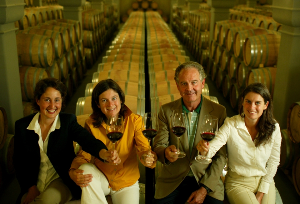 i vini jermann nella cantina antinori