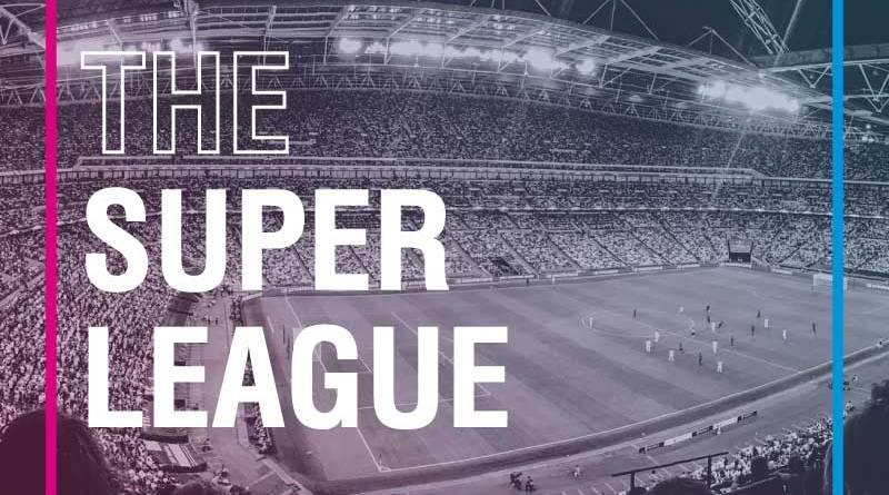il calcio annuncia la super league