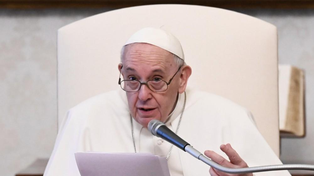 Foto Pontefice nuovo decreto papale