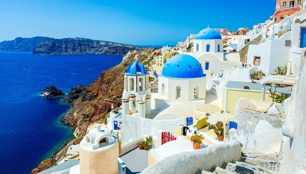 Isole greche Covid-free