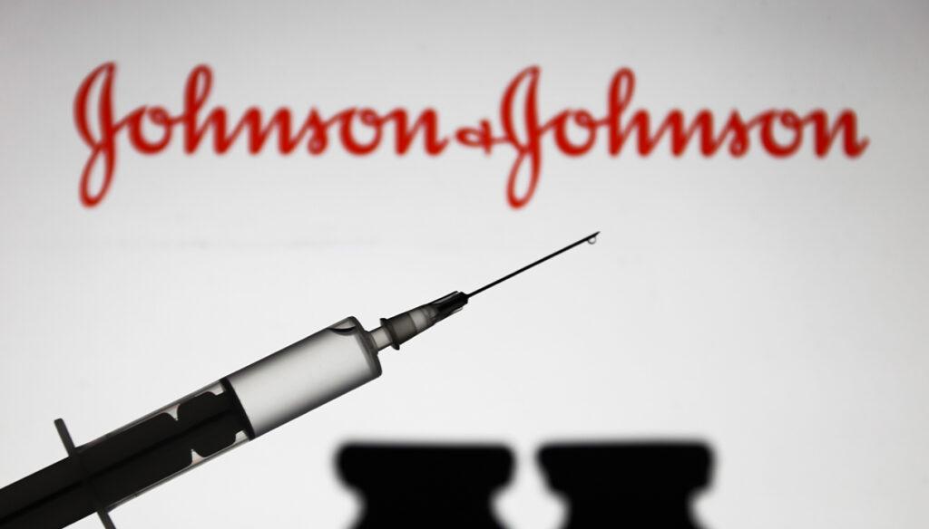 Foto del vaccino Johnson & Johnson
