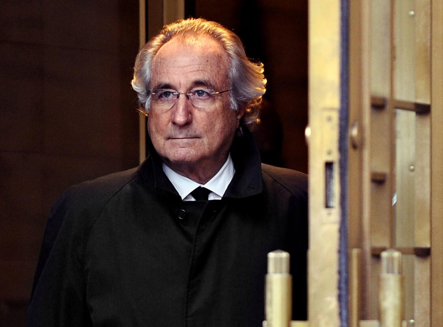 muore Bernie Madoff