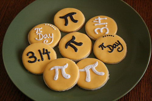 Oggi si celebra il Pi greco day