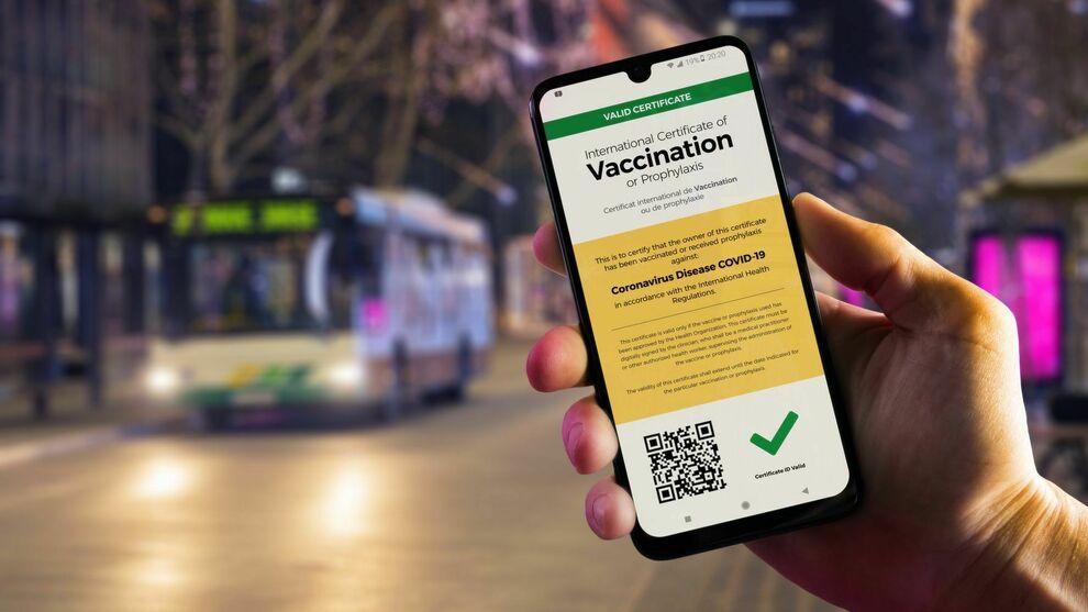 passaporto vaccinale digitale Cina