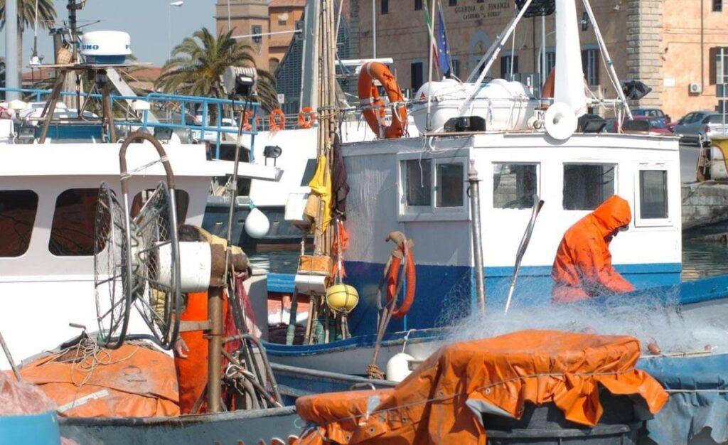 Pesca italiana in crisi