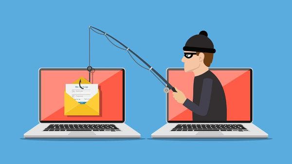 hacker ruba dati phishing
