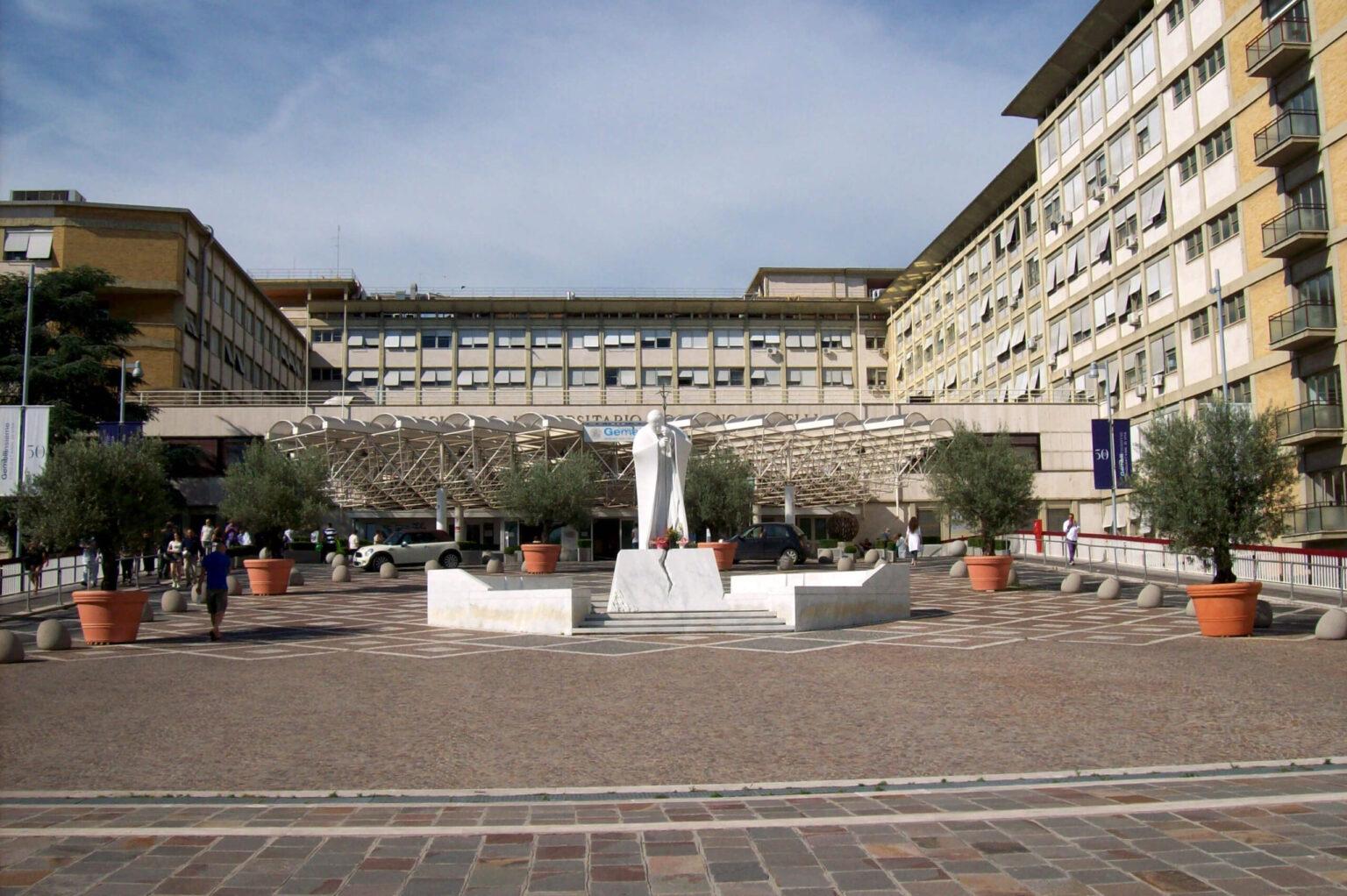 Policlinico Gemelli a Roma