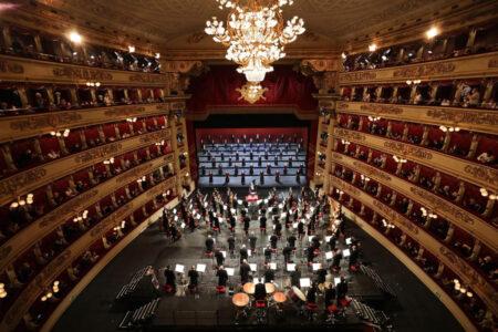 Riapertura del Teatro alla Scala di Milano