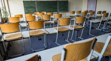 scuole chiuse in zona rossa