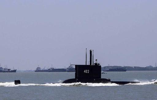 sottomarino scomparso