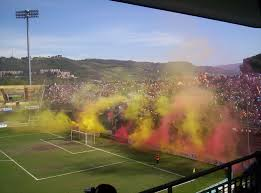 Immagine di uno stadio